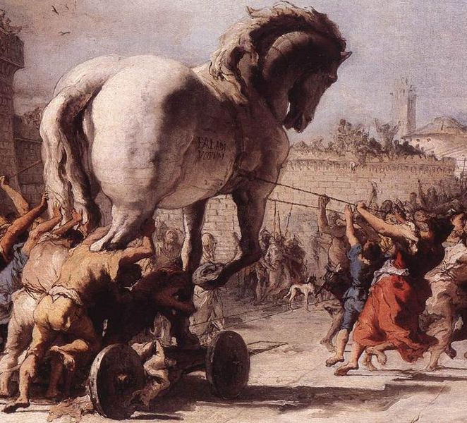 Photo of Jeff Sessions was a Trojan horse