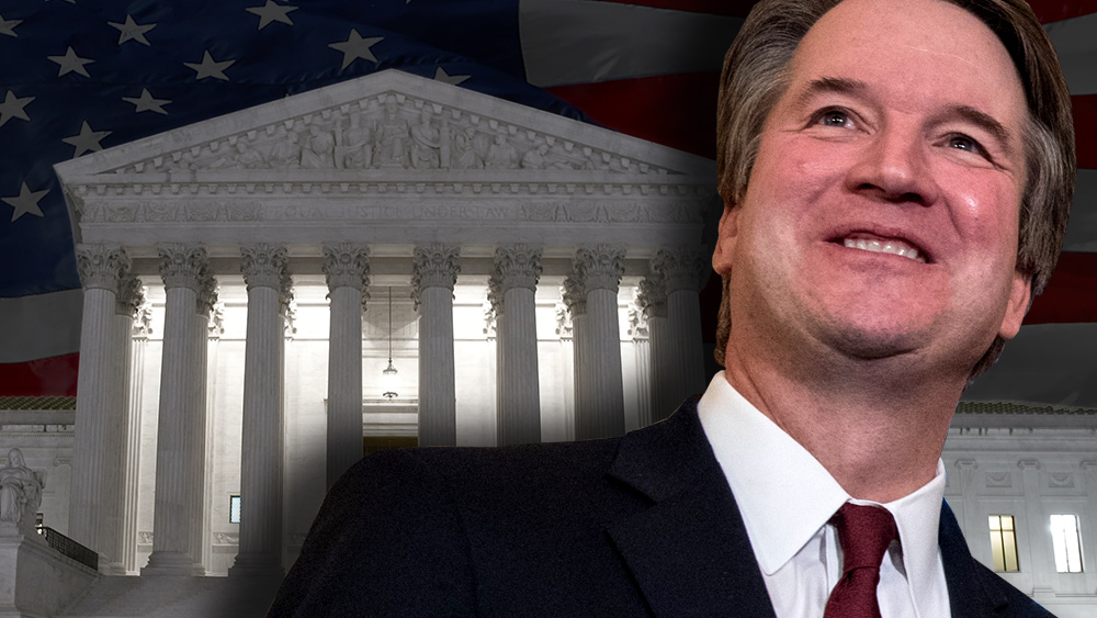 Photo of Desperate Measures: Plot to stop Kavanaugh is deep state's last attempt to save itself from mass arrests (and military trials)