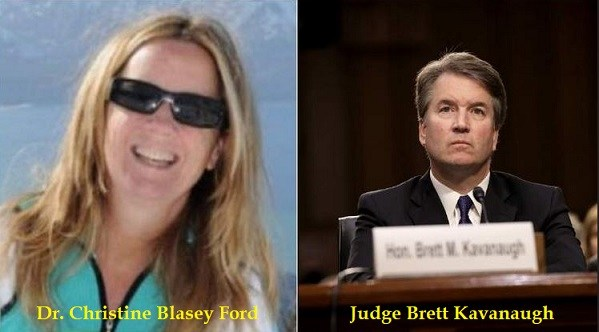 Photo of Audio evidence of Christine Ford's political adviser plotting in July against Kavanaugh