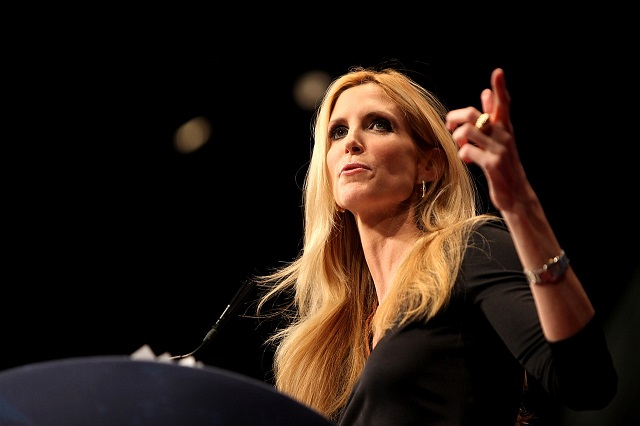 Photo of 'We're Being Invaded': Ann Coulter Tells Trump to Build The Wall Without Congress