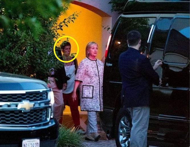 Photo of Christine Blasey Ford and the Hillary Clinton Connection
