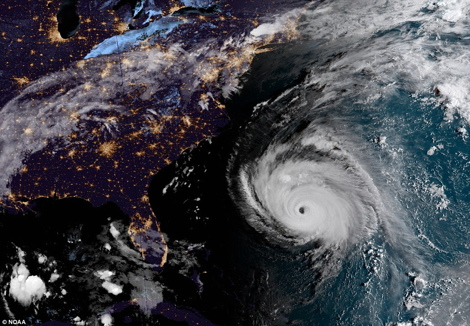 Photo of It Is Now Being Projected That Florence Will Be The Most Expensive Hurricane in U.S. History