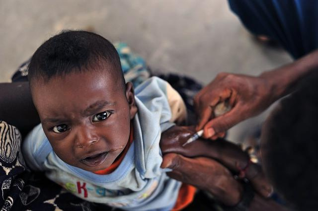 Photo of Tetanus vaccines exposed for sterilizing 500,000 women and children