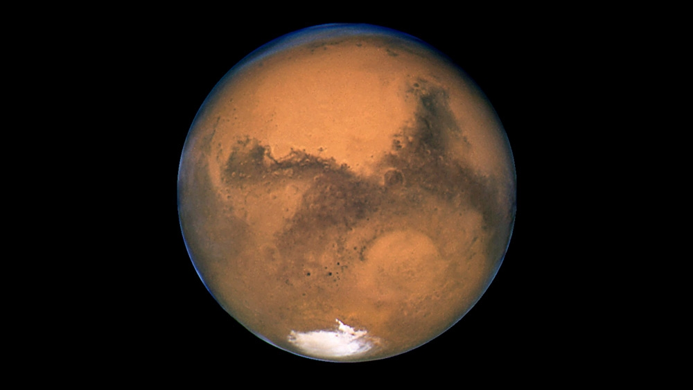 Photo of Dr. Gil Levin's NASA experiment found PROOF of life on Mars in 1976… but it was memory-holed by the government