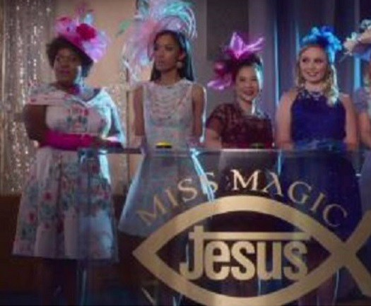 Photo of Netflix 'Insatiable' TV series mocks Christianity with young girls pleading for sex with Jesus and Holy Spirit