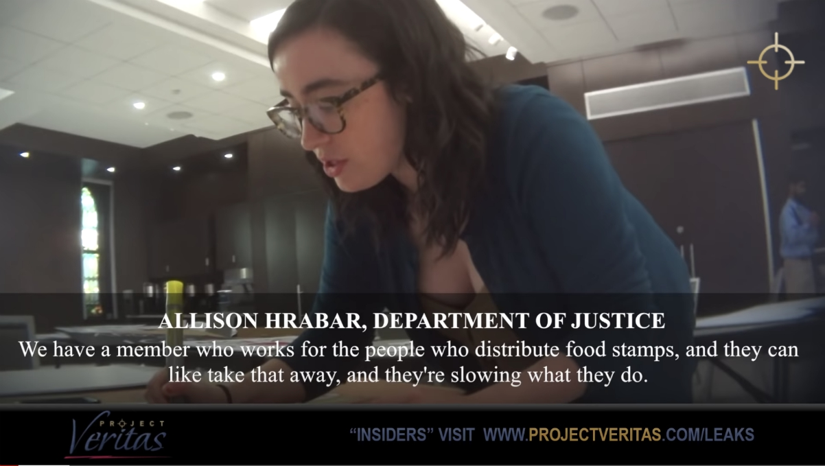 Photo of Bombshell Project Veritas undercover investigation reveals how government bureaucrats are ENEMIES of the people, working from the inside to weaponize government