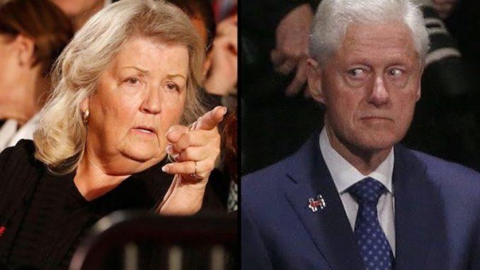 Photo of Bill Clinton Victim Juanita Broaddrick — Senator Feinstein Had No Interest In My Rape Allegation