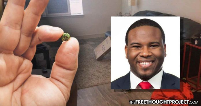 Photo of Dallas Police Attempt to 'Smear' Botham Jean Over Tiny Bit of Weed and they Failed, Miserably