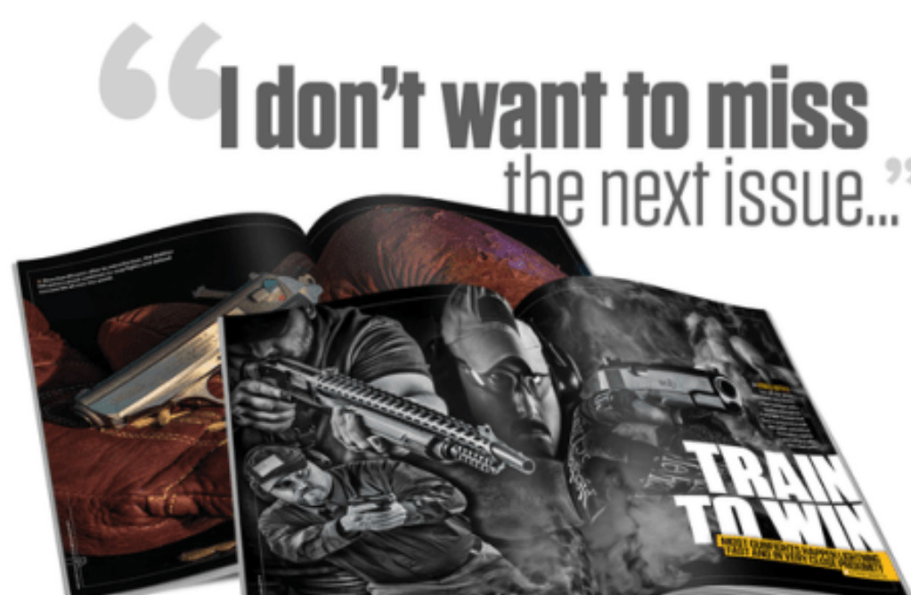 Photo of Concealed Carry Magazine Partners with DC Dirty Laundry