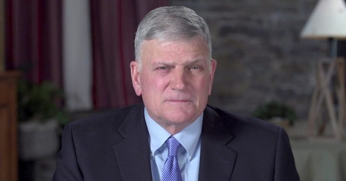 Photo of UK: Muslims Demand Franklin Graham Be Banned From Country For Criticizing Islam