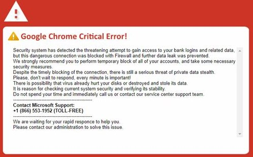 """Photo of Google Chrome browser gives """"Critical Error"""" notice when you play Project Veritas videos EXPOSING crooked deep-state """"Democratic"""" communists"""
