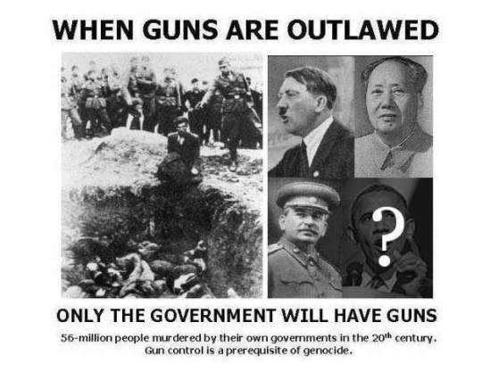 Photo of A Brief History of Repressive Regimes and Their Gun Laws