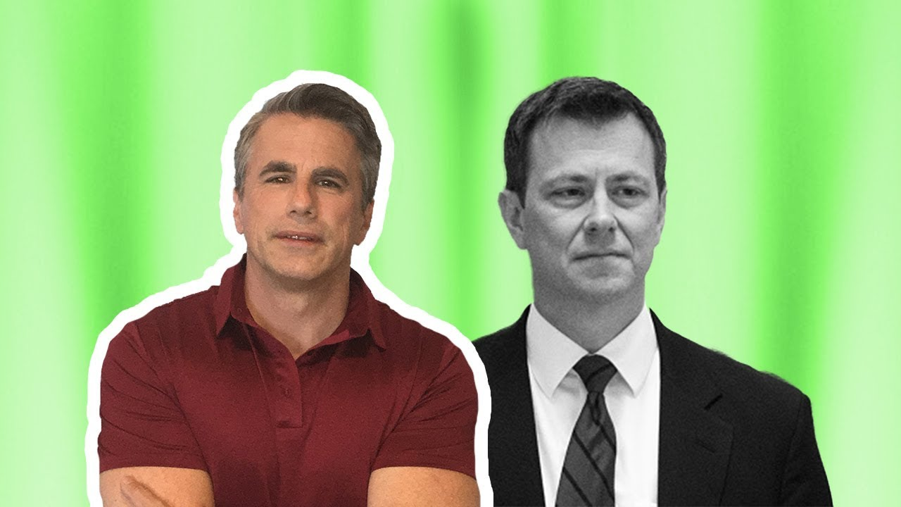 Photo of Judicial Watch: Peter Strzok Wrote Comey's Letter to Congress Regarding Clinton Emails on Weiner Laptop