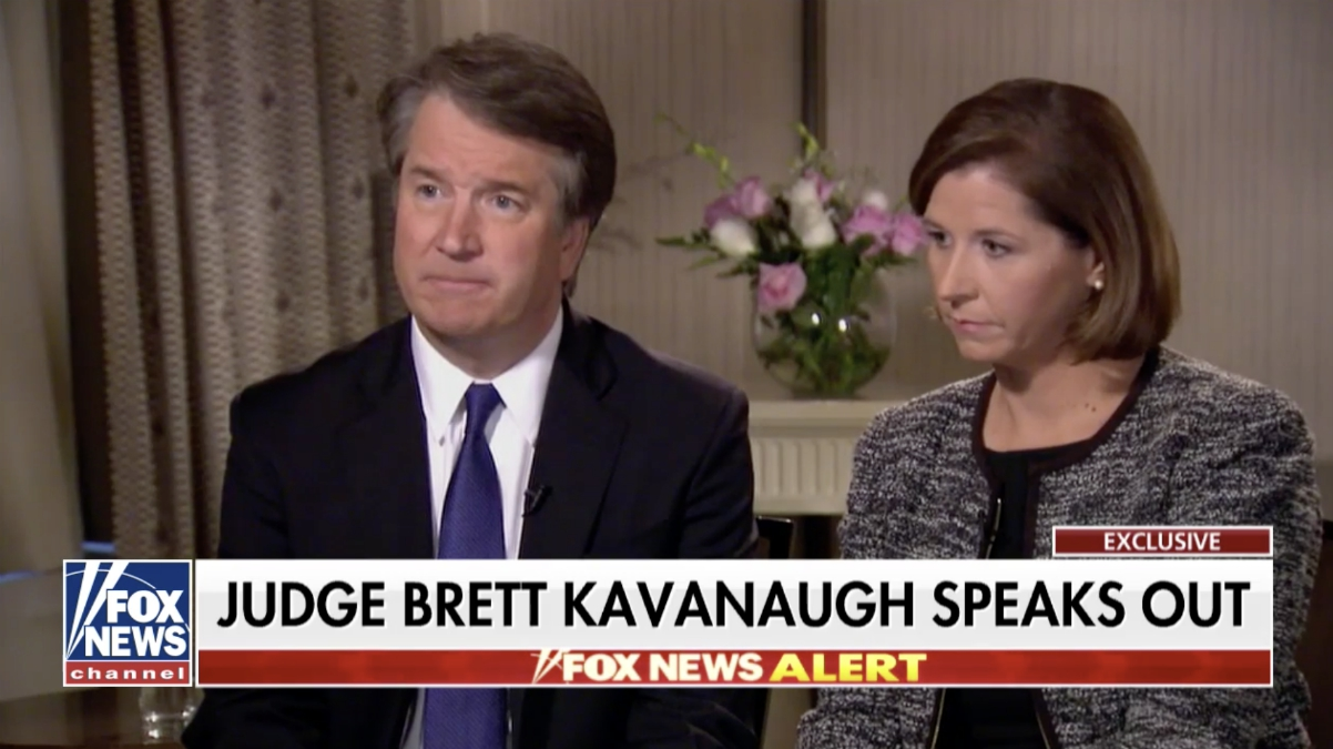 """Photo of It all falls apart: Kavanaugh accusers recant and are exposed for history of lies and """"psycho"""" behavior"""