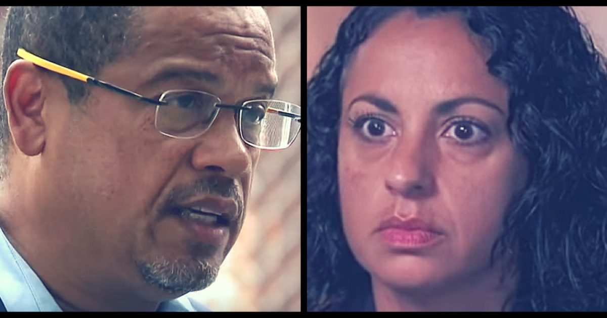 Photo of Keith Ellison Domestic Violence Accuser: Democratic Party Doesn't Believe My Story