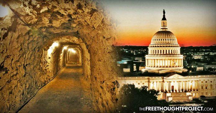 Photo of Deadly Fire Exposes Millionaire's Network of Secret Tunnels Under Washington D.C. Suburb