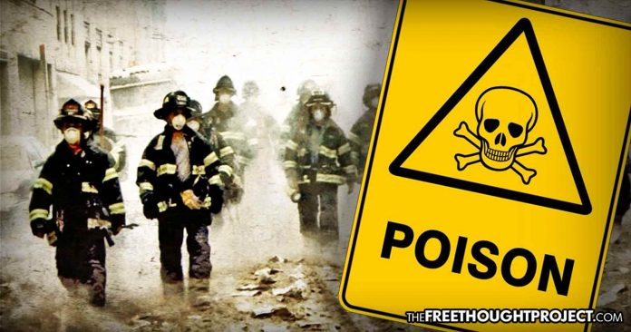 Photo of Thousands of 9/11 First Responders Have Cancer