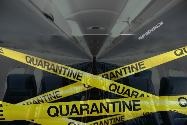Photo of What's With All the Planes Full of Sick People?