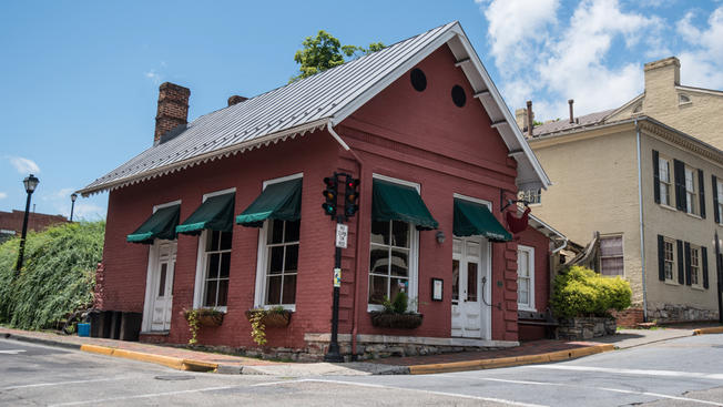 Photo of Tourism down in Lexington, home of infamous Red Hen Restaurant