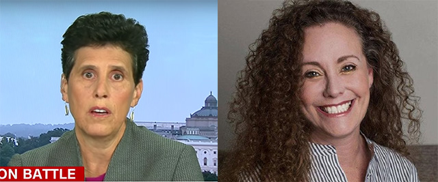 Photo of Kavanaugh Accuser Julie Swetnick Used Ford's Attorney Debra Katz's Firm to Get 'Sexual Harassment' Settlement