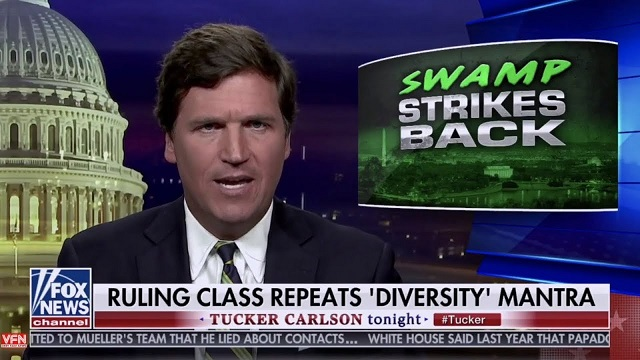 Photo of Tucker Asks Leftists: 'How Precisely Is Diversity Our Strength?'