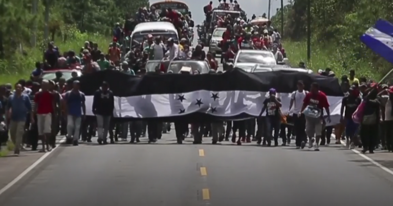 Illegal Alien Invaders Coming To Take The North