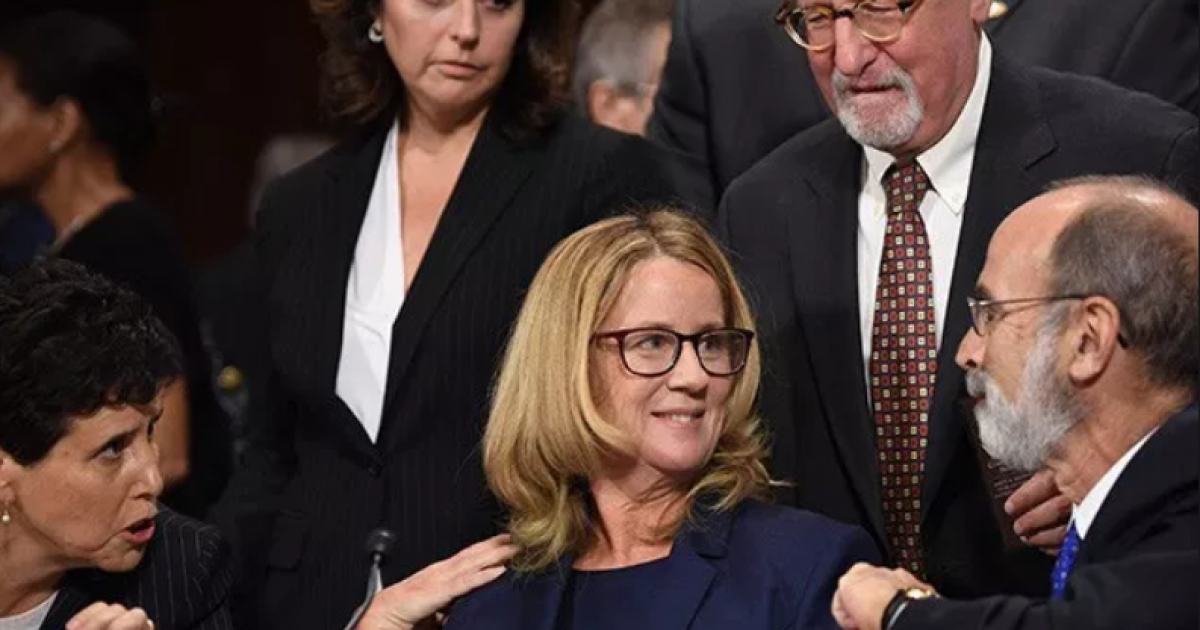 Photo of Christine Blasey Ford's Attorneys Have Bar Complaint Filed Against Them For Misconduct