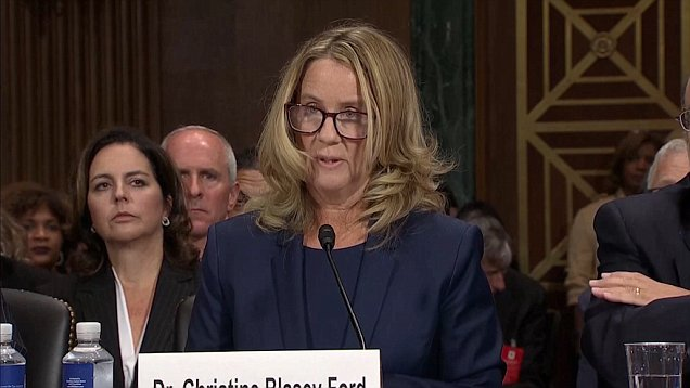 Photo of Christine Ford's BFF Leland Keyser Does Not Back Her Kavanaugh Story In Interview With FBI