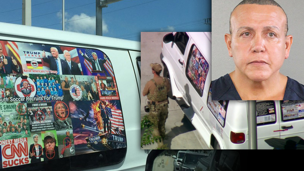 """Photo of Is """"MAGA bomber"""" Cesar Sayoc a patsy? He first told authorities he never sent fake bombs to Democrats"""