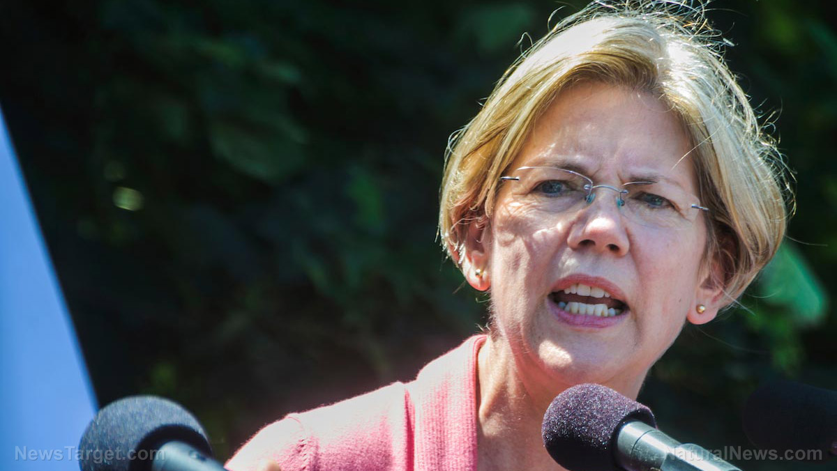 Photo of REPORT: Elizabeth Warren's great-great-great grandfather was a member of the militia that ripped Cherokee from their homes, separating Native American families