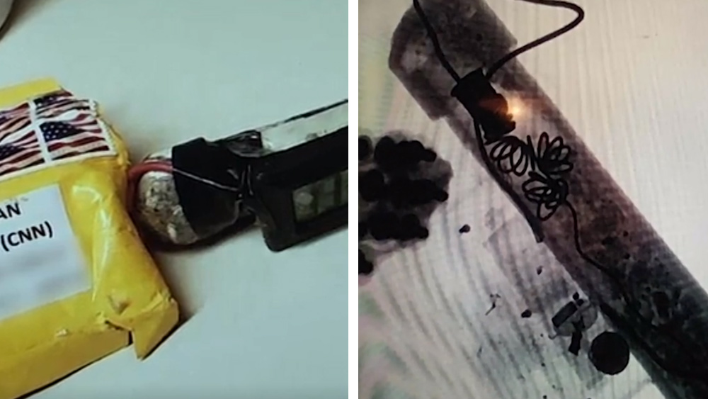 """Photo of Fake """"pipe bomb"""" HOAX unravels as Democrats appear desperate to sway elections"""