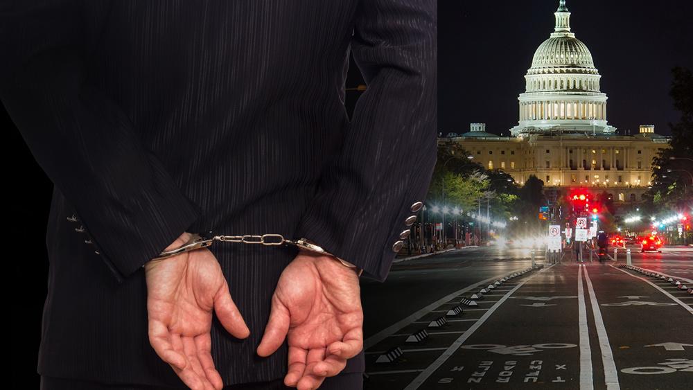 Photo of THE ARRESTS BEGIN: Capitol Police arrest left-wing Senate staffer for allegedly doxxing GOP Senators, Ricin suspect arrested in Utah
