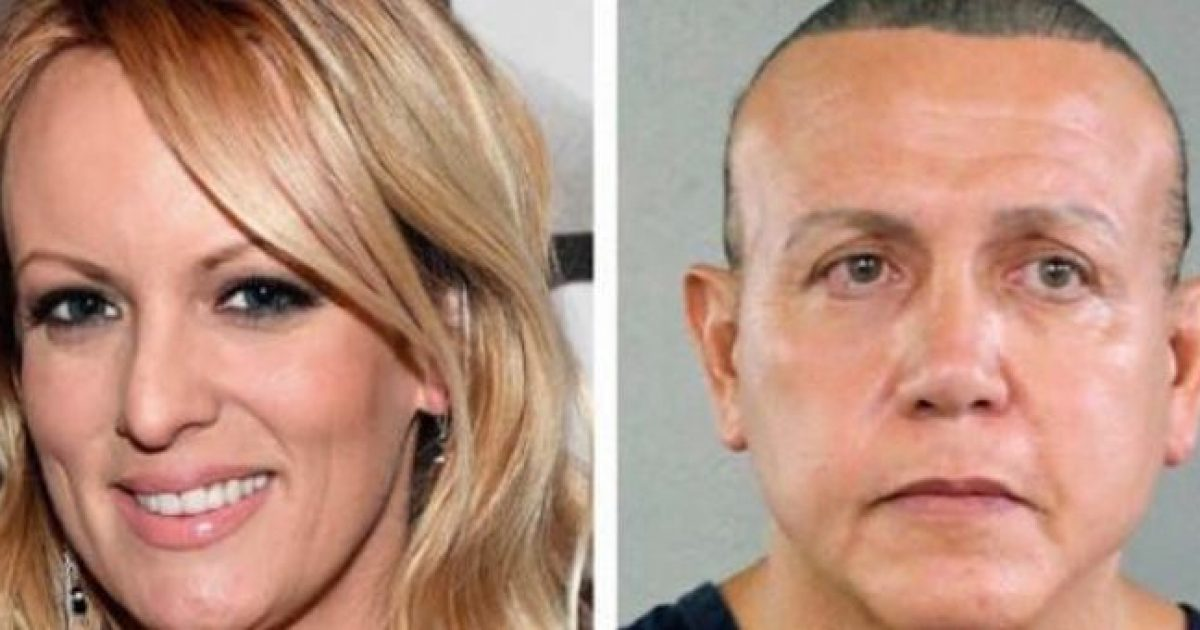 Photo of Cesar Sayoc & Stormy Daniels Worked At Same Strip Club
