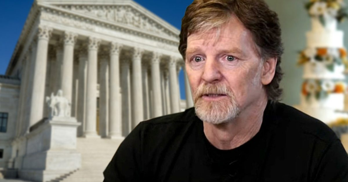 Photo of Colorado Violating 1st & 5th Amendment Rights of Christian Baker After SCOTUS Ruling