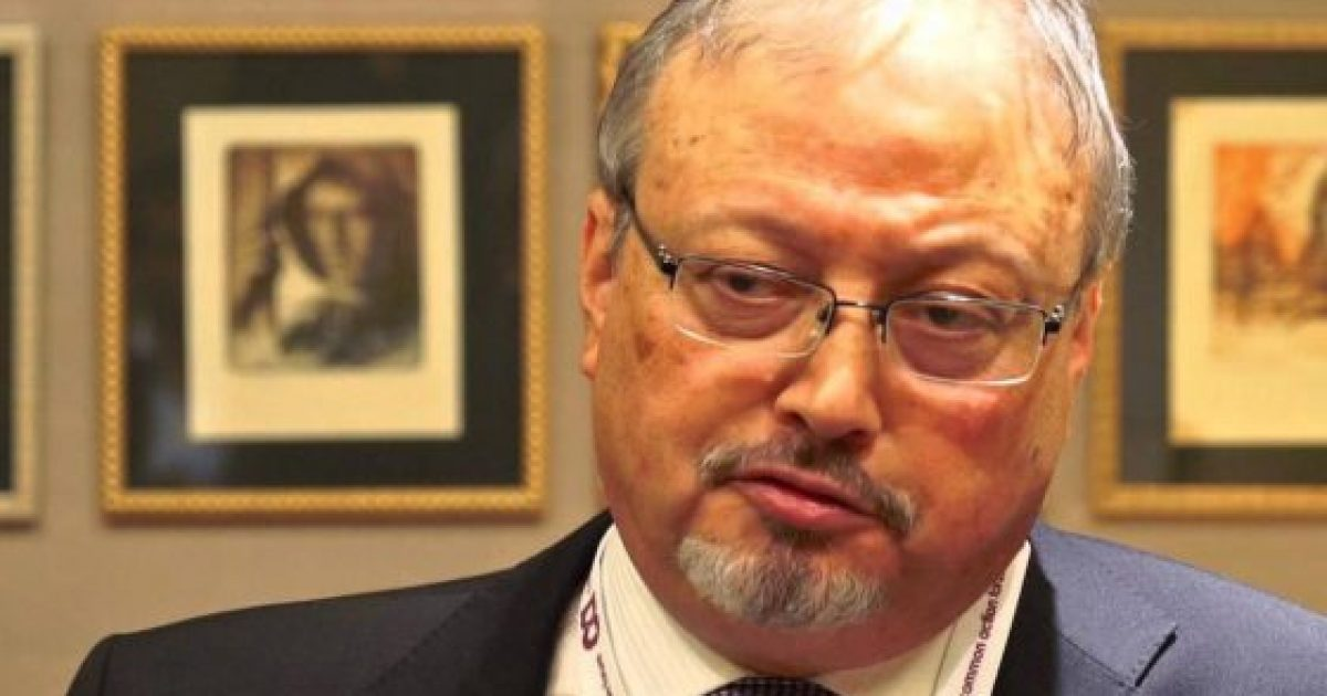 "Photo of Horrific Details of Jamal Khashoggi's Murder Emerge: ""They Cut Him Up While He Was Still Alive"""