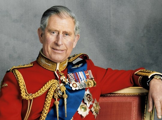 Photo of Stolen Valor: Prince Charles and his fake military service and medals