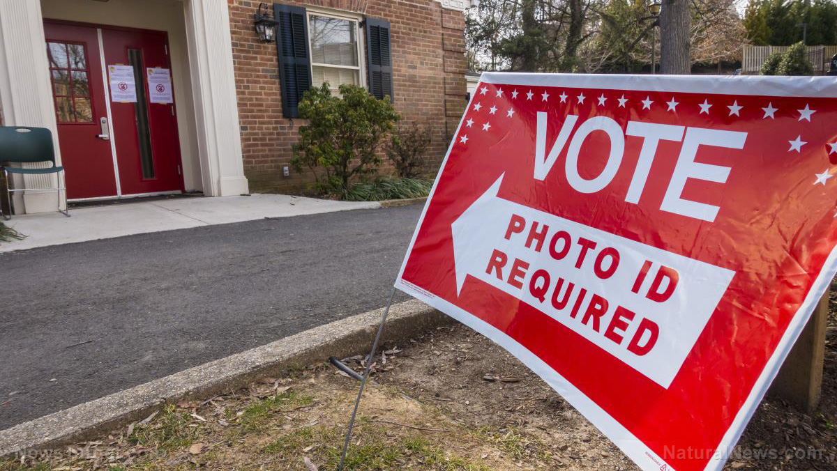 Photo of Leftists caught funding illegal voting ring in Texas