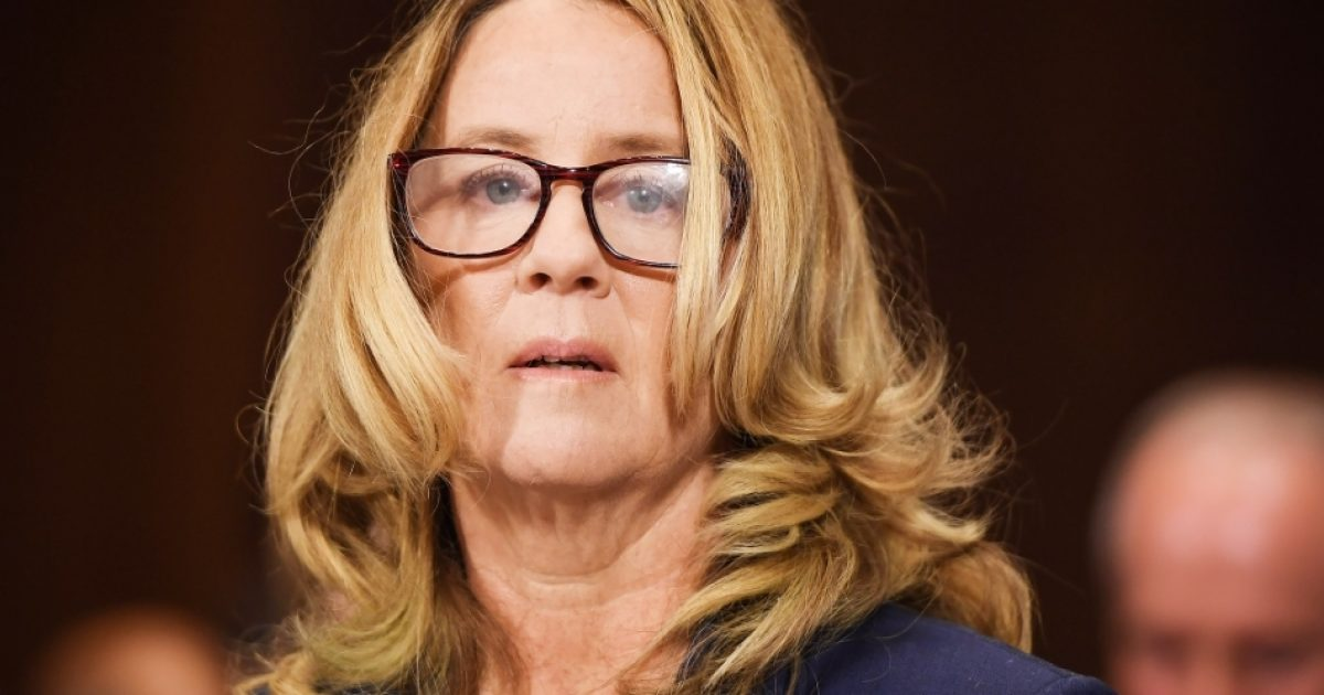 Photo of Christine Blasey Ford: Nominated by UNC Professor For Distinguished Alumna Award 'For Speaking Truth To Power'