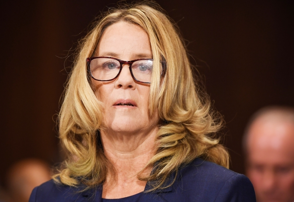 "Photo of Christine Ford's Secret Pain: Abortion ""PTSD"" Explains Kavanaugh Accusation"