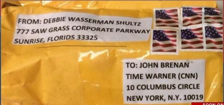Photo of How we know package bombs sent to Democrats are false flags