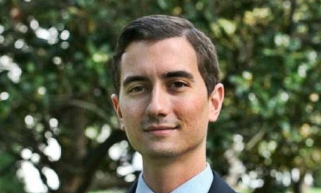 Photo of Dem Staffer Who Doxed GOP Senators Facing Up to 48 Years in Federal Prison
