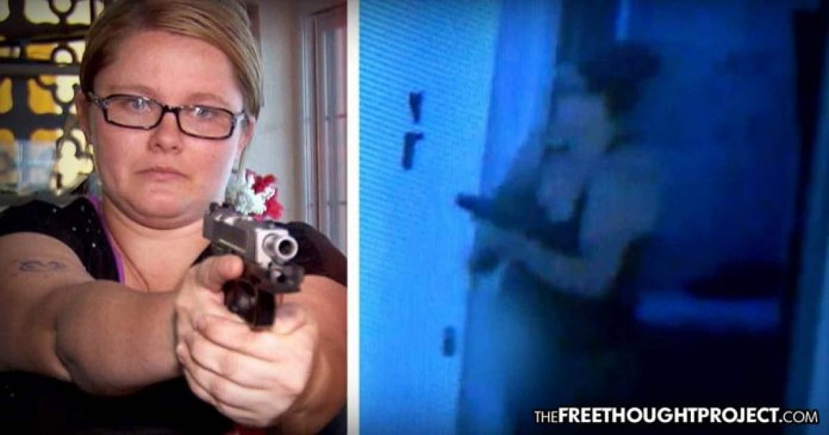 California: Despite Strict Gun Control, Mom Manages to Buy a Gun and Protects Kids from Home Invader - DC Dirty Laundry