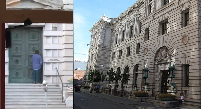 Photo of San Francisco: Man Urinates on Notorious 9th Circuit Which Just Ruled Against Prosecuting Homeless