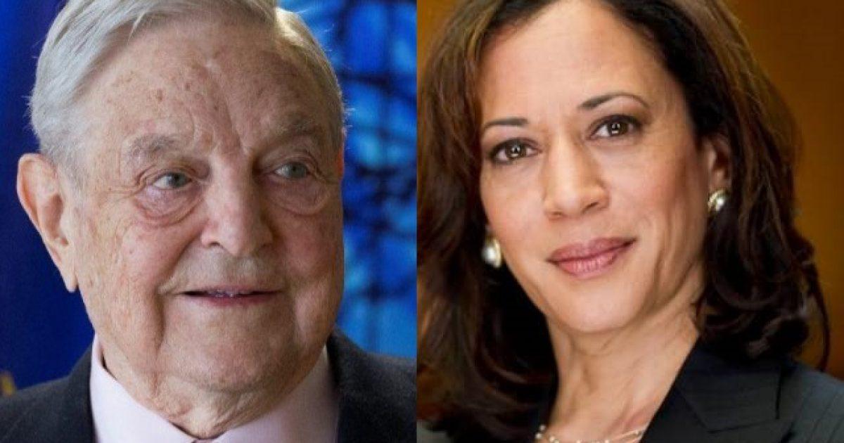 Photo of Corrupt Senator Kamala Harris & Soros-Funded Group Join To Raise Money Using False Allegations Against Kavanaugh