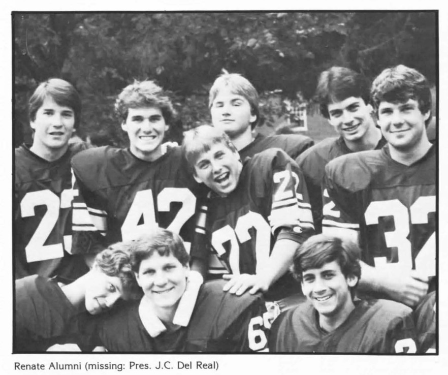 Photo of Kavanaugh's 1983 Yearbook Released, Suggests 'FFFFFF' And 'Devil's Triangle' Meant What He Said