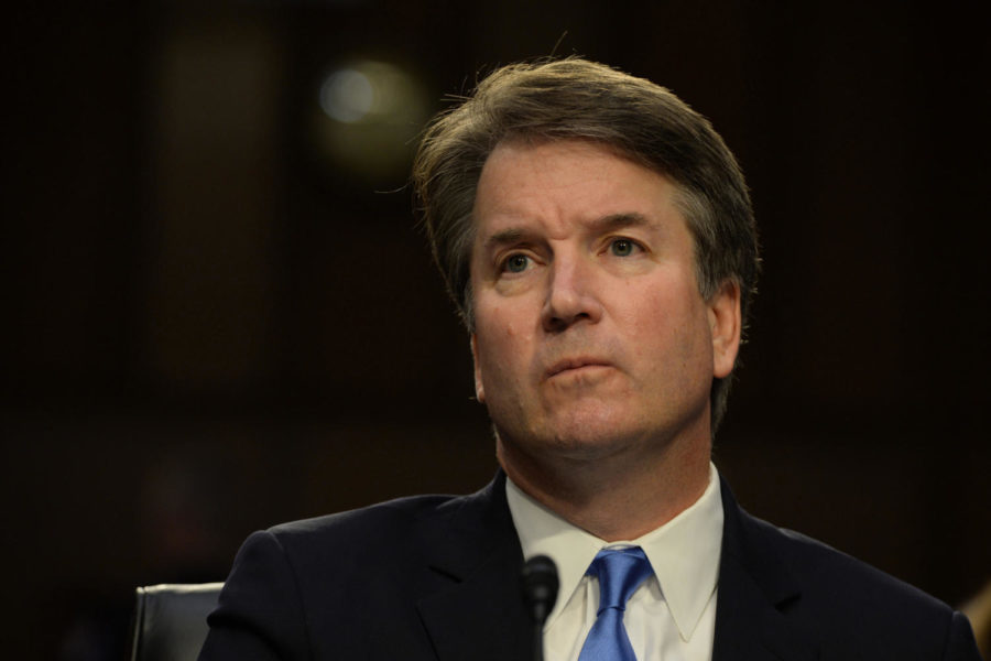 Photo of Kavanaugh Accuser Referred For Prosecution For Lying About Allegations