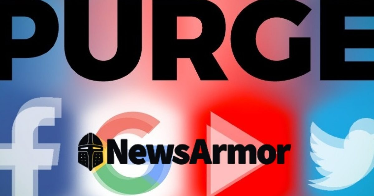 Photo of NewsArmor.com: Conservative Coalition Ramps Up For Legal Action Against Facebook & The Liberal Media