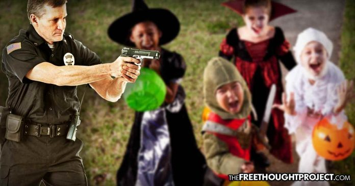 Photo of Cities Now Threatening Jail Time and Fines for Kids Over 12 Who Go Trick-Or-Treating
