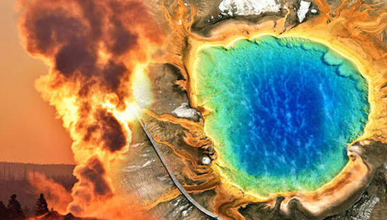 Photo of USGS: Yellowstone Super Volcano Threat Set To 'HIGH'