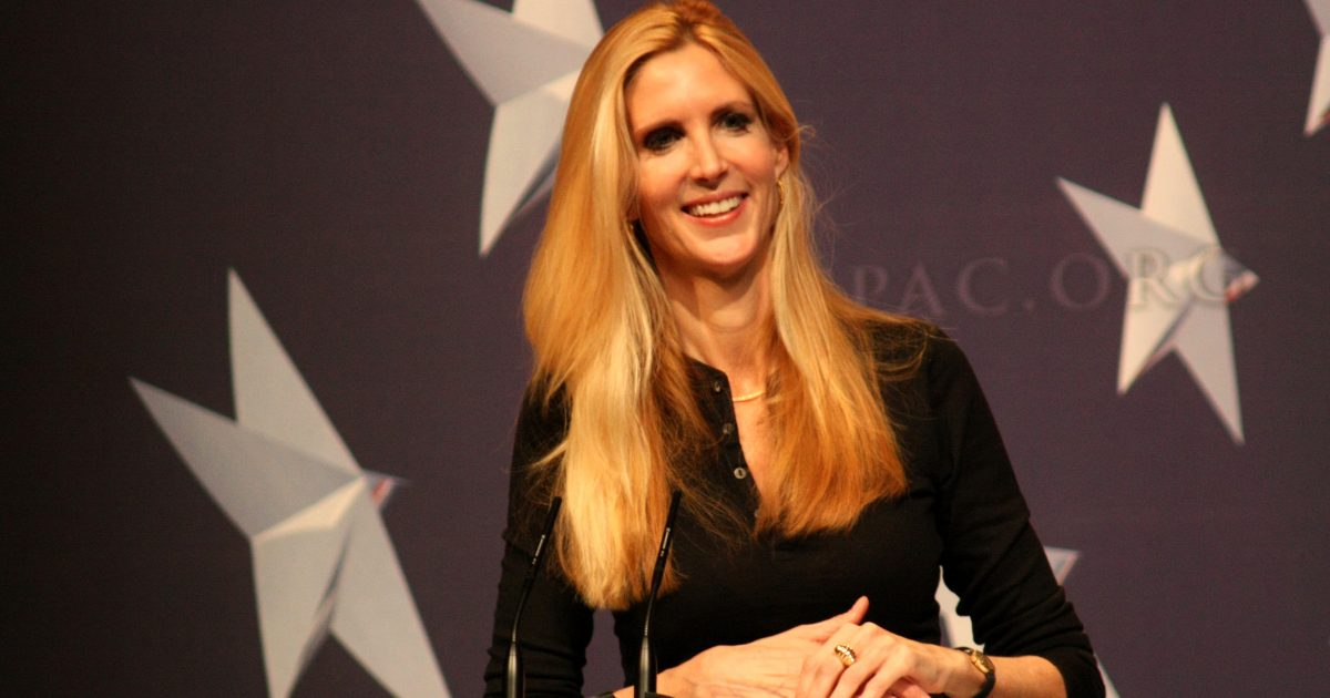 "Photo of Ann Coulter: Trump Will Be ""Last Republican President"""